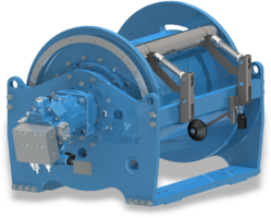 Link-Belt Cranes Deepens Decades-Long Collaboration with Dana by Selecting Heavy-Duty Brevini® Winches for New Mobile Cranes