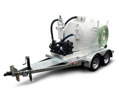 New Super Duty Brand Vacuum Pumps Available in ATV Tow Packages in Capacities Ranging from 40 Gallons up to 2500 Gallons