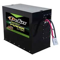 New Deka Ready Power Li-Ion Forklift Battery Features High-powered Li-Ion Technology