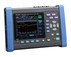 New Hioki PQ3198 Power Quality Analyzer's GPS PW9005 Synchronize Instrument's Internal Time to UTC Standard Time