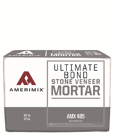 Amerimix AMX 485 High Performance Stone Veneer Mortar Wins Most Innovative Product Award at 2019 World of Concrete Expo