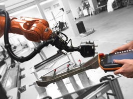 Hexagon's New Metrology Enhanced Automation System Demonstrates How Smarter Manufacturing Systems Can Be Easily Developed and Deployed At Automate 2019