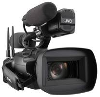 JVC Professional Video's New 500 Series 4K Cameras Bring Connected Cam Performance to Compact Camcorders