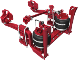 New ROADMAAX Heavy-Duty Air Suspension Comes with Ride Quality and Equipment Protection Features