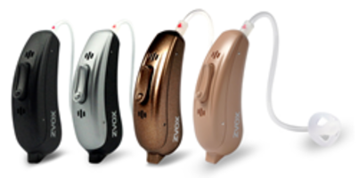 New VB20 VoiceBud Hearing Aid Features Dual-Microphone NoiseBlocker Technology