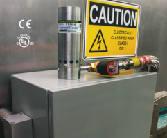 Prevent High Temperature Faults with Exair's New Hazardous Location Cabinet Coolers