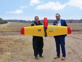 SkyX Announces Aerial Systems Designed with Range of 65 miles and Endurance up to an Hour and Half