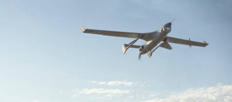 IMSAR's NSP-5 Radar Moving into Production for a Navy & Marine Corps Small Tactical UAS Program of Record as AN/DPY-2()