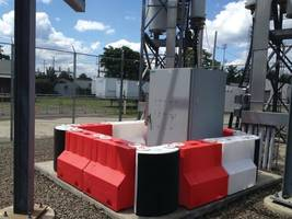 New FloodStop Barrier System Features Multi-hub Connection Pod for Connection to Walls and Creating Acute Corners