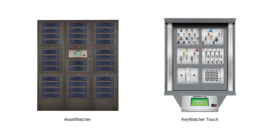 New AssetWatcher and KeyWatcher Touch Protects Valuable Assets and Streamlines Key Management