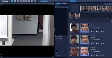 New SecurOS FaceX Recognize Faces from Different Camera Angles
