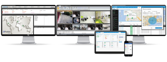 Maxxess Insite Uniquely Combines Security, Communications, Business Intelligence and Data Integration
