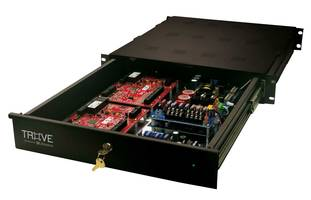 New Trove Rackmount Access and Power Integration Solutions Used in Data Centers and MDF/IDF Locations