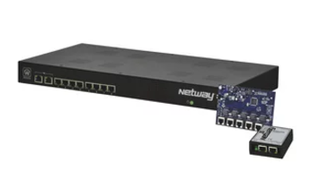 New NetWay Series Provides Added Power, Extended Range of Capabilities and Cost Saving Benefits