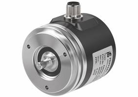 New ENI58PL Series Incremental Rotary Encoder Comes with Standardized IO-Link Interface