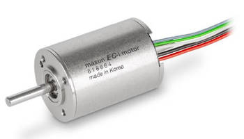 Latest EC-i30 20W Brushless Servo Motor is Offered with Integrated 4 Quadrant Speed Controller