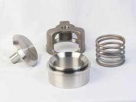 New Triangle Pump Components Spherical Valve Offers 44% Increase in Flow Area