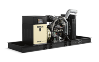 Latest KG80 Gas-Powered Generator is Offered with 6.2 L V8 Engine