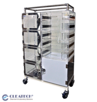 Cleatech is Now Manufacturing Custom Desiccator Cabinets & Dry Boxes