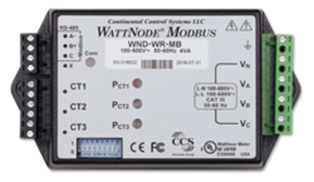 New Wattmode Wide-Range Modbus Supports Potential Transformers for Services up to 36 kV