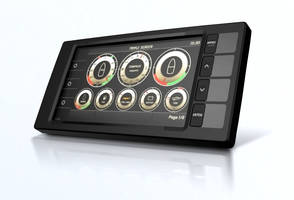 New VDO OceanLink 7-inch TFT Display Accepts Inputs from Two Engines