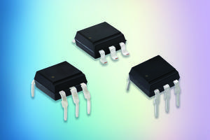 Vishay's New Optocouplers DIP-6 and SMD-6 Offers High off-state Voltage of 800V and dV/dt of 1000 V/microsecond