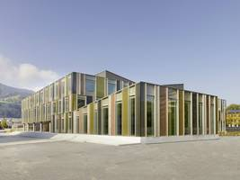 Swiss School Rejuvenated with SEFAR® VISION Laminated Fabric Interlayer