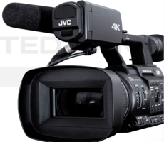 New JVC Connected Cam 500 Series Camcorders, 6000s Live Production and Streaming Studio Win Top Honors at Nab 2019