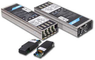 Artesyn Offers MicroMP Series AC-DC Power Supplies That Meet MIL-STD-810G Specification for Vibration