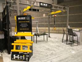 Handling Systems International, Inc. releases NikoRail - Enclosed Track Crane Systems