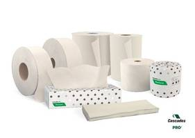 New Latte Collection Includes Hand Towels, Bath Tissue, Napkins, Kitchen Roll Towels, Facial Tissue, Wipers and Dispensers