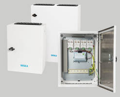 Vaisala Introduces CAB100 Industrial Cabinets with Power over Ethernet Option