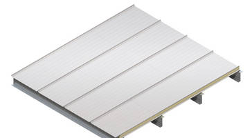 Three New Roof Panels Provide Low-maintenance Metal Insulated Roofing Systems