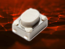 New Sub-miniature PTS815 Tact Switch Manufactured in Surface-mount Technology