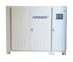 New H2RENEW Compressor Separates and Purifies Hydrogen at Low Pressure from Mixed Streams