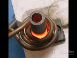 UltraFlex Brazing Carbide onto a Steel Piece in Under 20 Seconds Using Induction