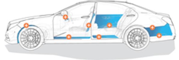 Primex Releases Bubble-X and Faraprene Materials for Automotive Interior Applications