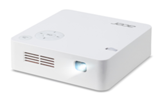 New Acer C202i Projector Offers up to 5 Hours of Battery Life