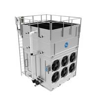 New Vertex Evaporative Condenser with Low Installation, Maintenance and Operating Cost