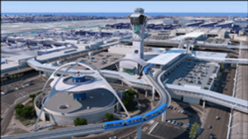 Shooter Detection Systems Selected for Los Angeles Airport's New Automated People Mover Facility
