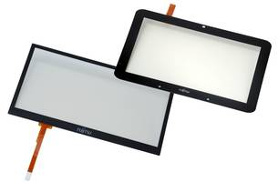 Fujitsu Presents FID Series Touch Panels with Film-Glass Sensor Layer