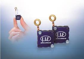 Micro-Epsilon Now Offers wireSENSOR MT Series Sensor with Aluminum Housing