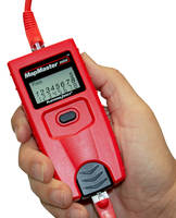 New MapMaster Mini RJ45 Cable Tester Compatible with up to Two Test and Map Remotes