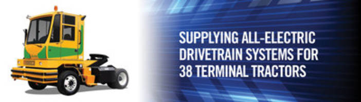 Meritor® Announces Contract to Supply All-electric Drivetrain System for 38 Terminal Trucks at Port of Long Beach and Port of Oakland