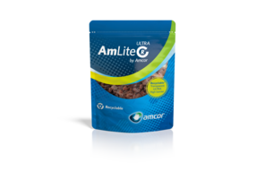 New AmLite Ultra Recyclable Packaging Product Reduces Carbon Footprint of the Pack by Up to 64 Percent