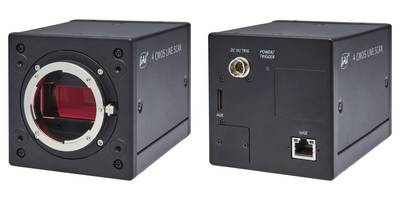 JAI Releases Sweep+ SW-4000Q-10GE Line Scan Camera in Dual Stream Configuration That Supports 8 or 10-Bit Output Per Channel