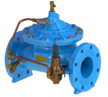 New Automatic Control Valve Family Designed and Built in Compliance with AWWA C530 Standards