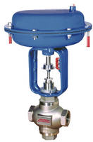 New Control Valve Series Designed for 2-way Flow Control, 3-way Mixing and 3-way Diverting Applications