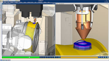 CGTech Presents VERICUT 9.0 Includes Several Advancements for Additive Manufacturing at RAPID + TCT