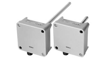 New Three New Duct-mounted Product Models Based on Thin-film Capacitive Humidity Sensor Technology, HUMICAP